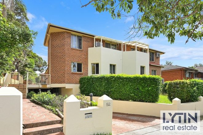 Picture of 3/52-54 Second Avenue, CAMPSIE NSW 2194