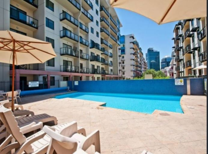 1 bedrooms Apartment / Unit / Flat in 310/126 Mounts Bay Road PERTH WA, 6000