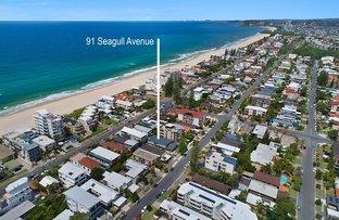 Picture of 91 Seagull Avenue, Mermaid Beach QLD 4218