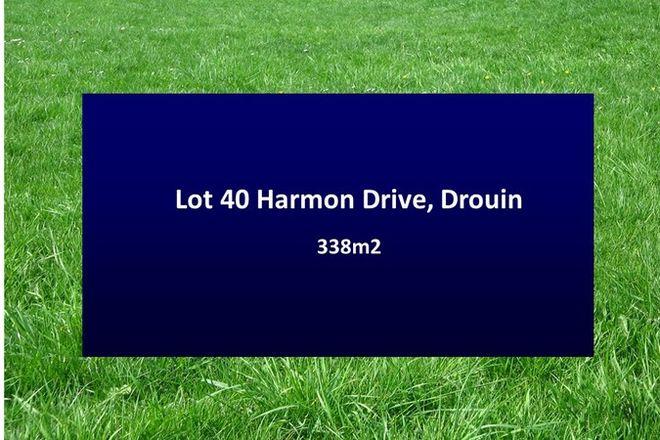 Picture of 40 Harmon Drive, DROUIN VIC 3818