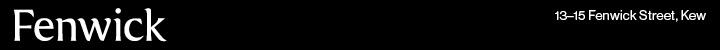 Branding for Fenwick
