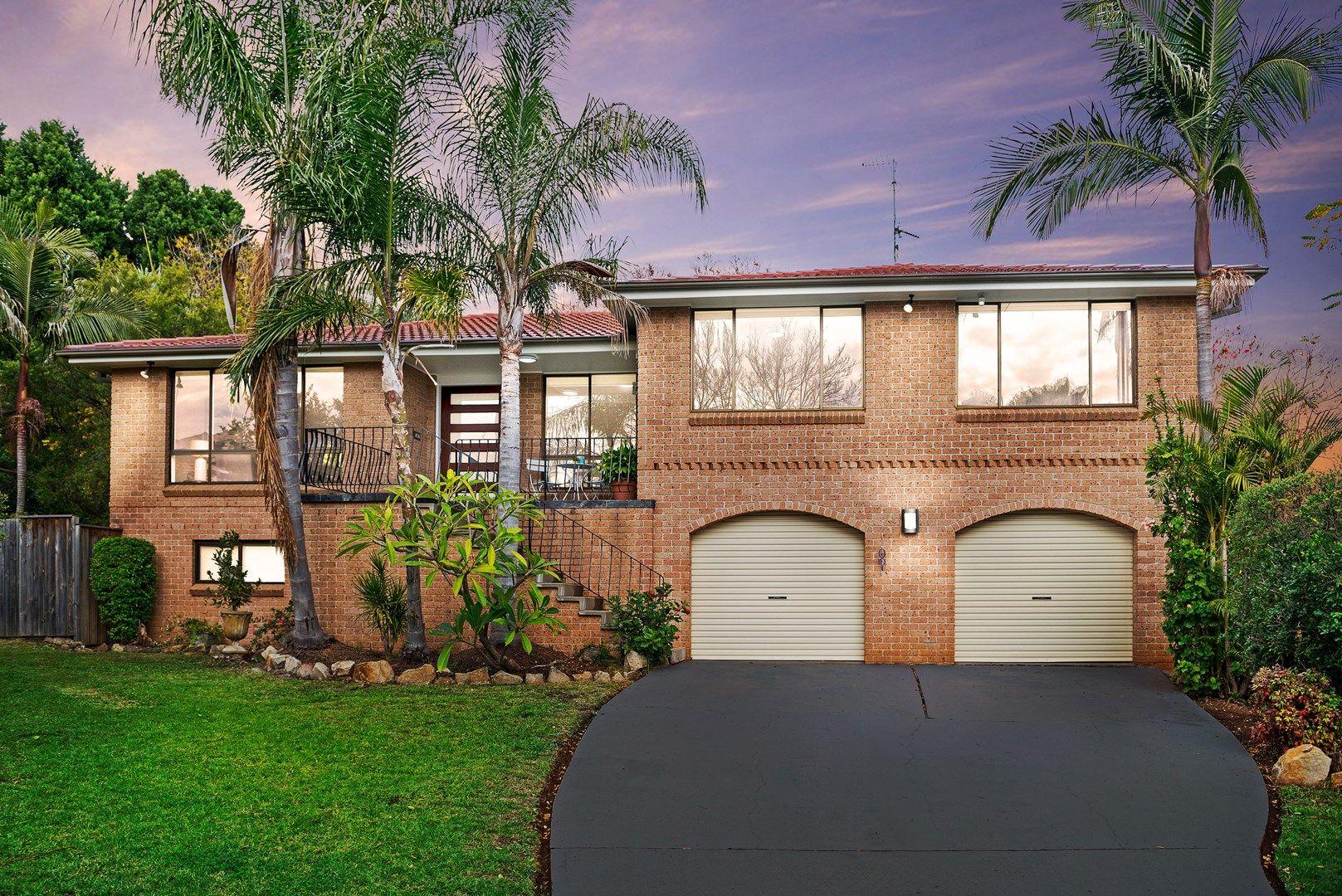 8 Gwynellen Place, Cherrybrook NSW 2126, Image 0