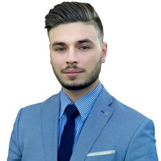George Hayes-Walsh, Sales representative