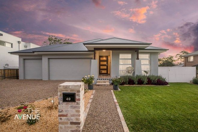 Picture of 49 Myles Crescent, KELLYVILLE NSW 2155