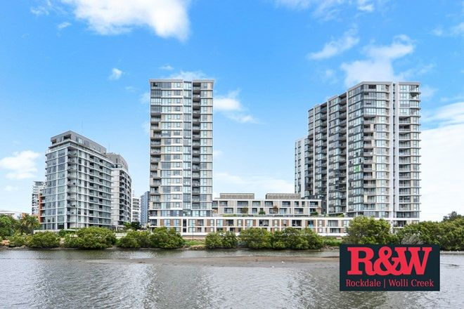 Picture of 1803/2 Chisholm Street, WOLLI CREEK NSW 2205