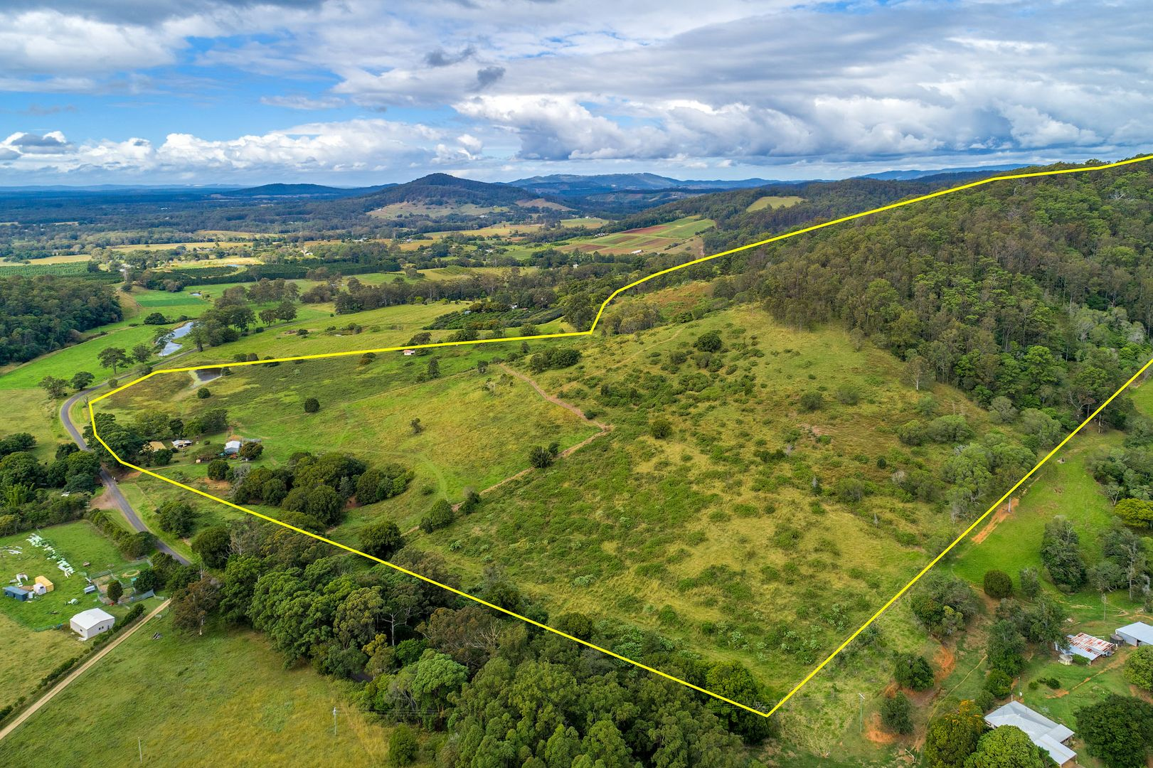 121-131 Mullins Creek Road, Goomboorian QLD 4570, Image 0