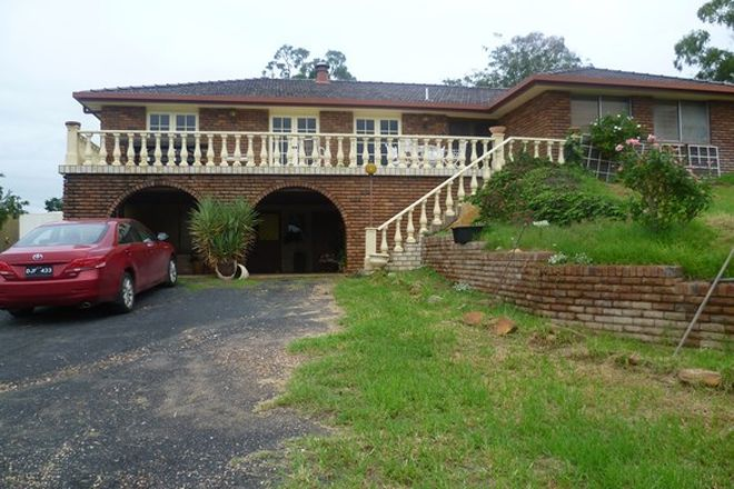 "Picture of ""OVERLEIGH"" Leaders Road, BINNAWAY NSW 2395"