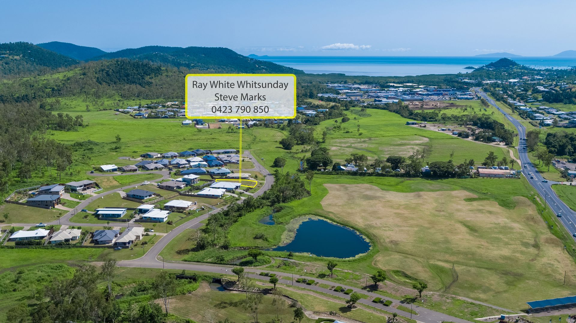 Lot 6 Spyglass Road, Cannonvale QLD 4802, Image 2