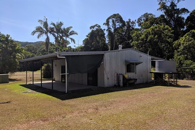 Picture of Lot 1 Mossman Daintree Road, WONGA BEACH QLD 4873