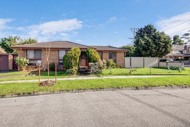 Picture of 1/2 WADDINGTON CRES, SPRINGVALE SOUTH VIC 3172