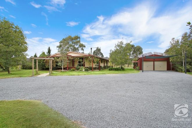Picture of 1368 Beechworth  Wodonga Road, WOORAGEE VIC 3747