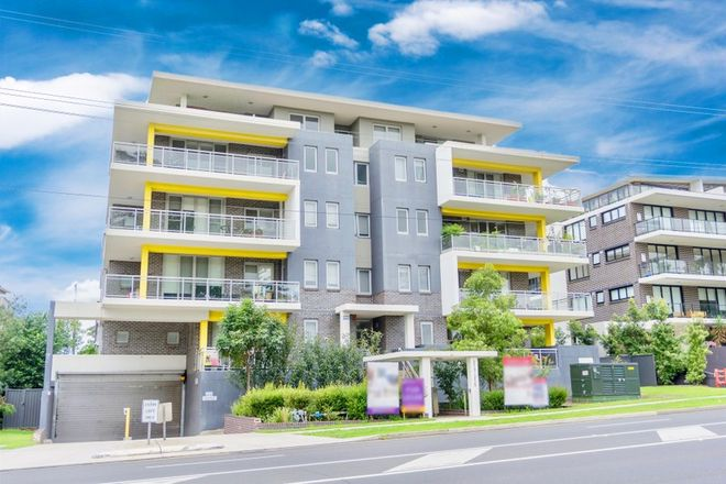 Picture of 6/213 Carlingford Road, CARLINGFORD NSW 2118