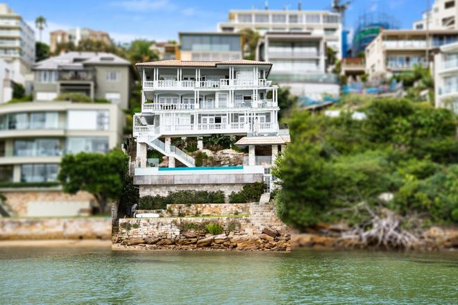Picture of 42A Wolseley Road, POINT PIPER NSW 2027