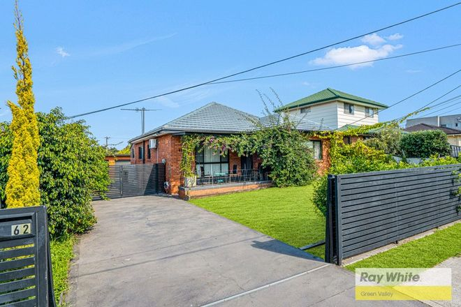 Picture of 62 Green Valley Road, BUSBY NSW 2168