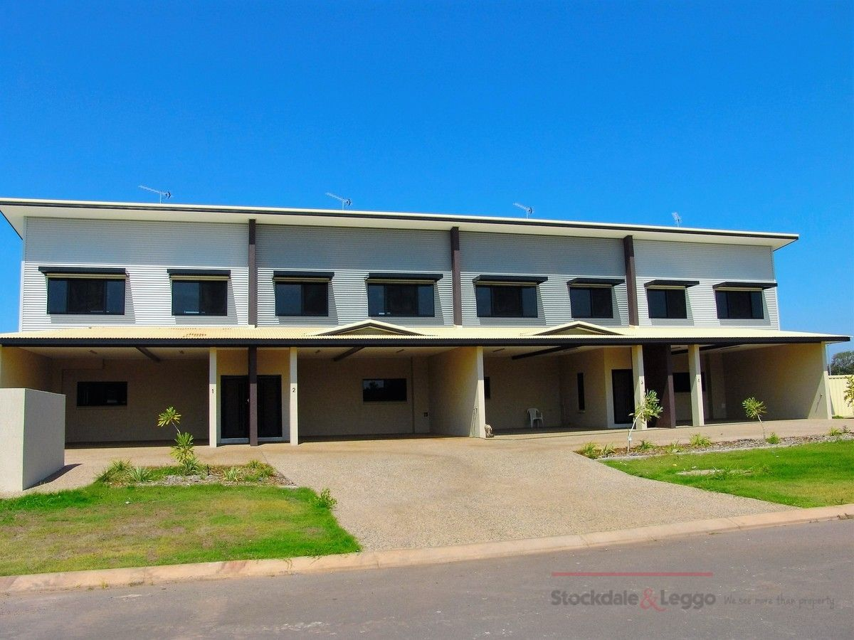 4 bedrooms Townhouse in 2/12 Grice Street COOLALINGA NT, 0839