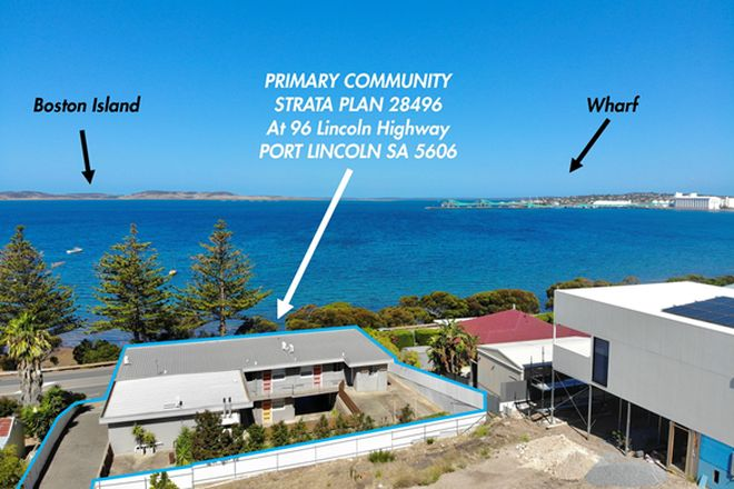Picture of 1 & 2/96 Lincoln Highway, PORT LINCOLN SA 5606