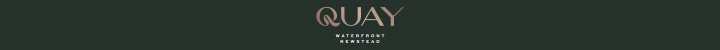Branding for Quay Waterfront Newstead