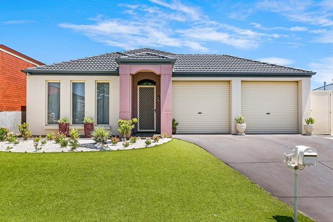 Picture of 24 Torquay Drive, SEAFORD RISE SA 5169