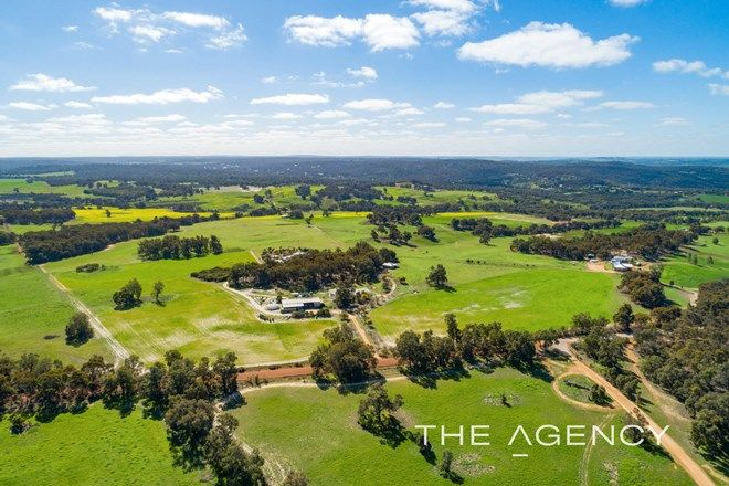 Picture of 270 Harders Chitty Road, TOODYAY WA 6566