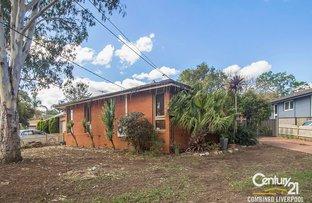 Picture of 1 Watson Street, Hammondville NSW 2170