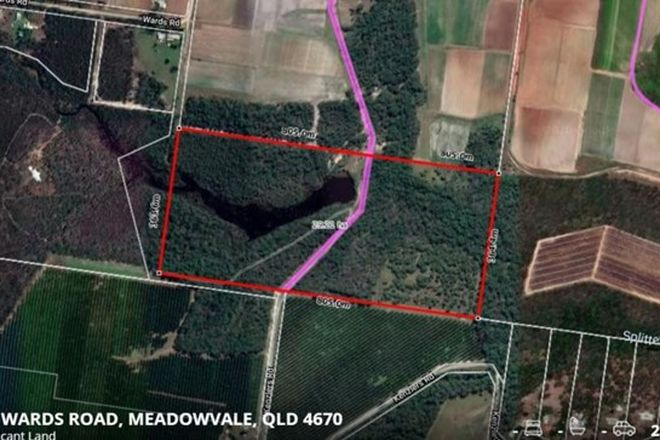 Picture of 01 Wards Road, MEADOWVALE QLD 4670