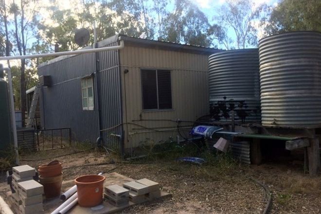 Picture of 267 TH BURNS ROAD, BALLOGIE QLD 4610