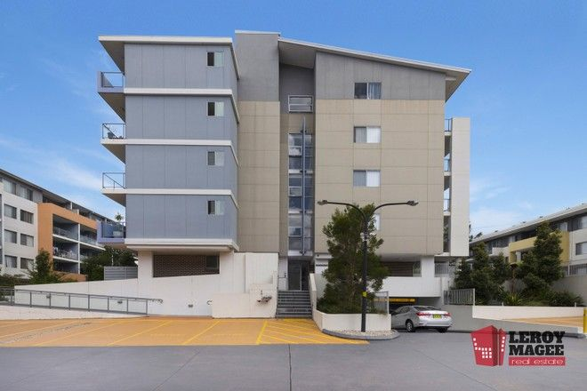 Picture of 308/8B Myrtle Street, PROSPECT NSW 2148