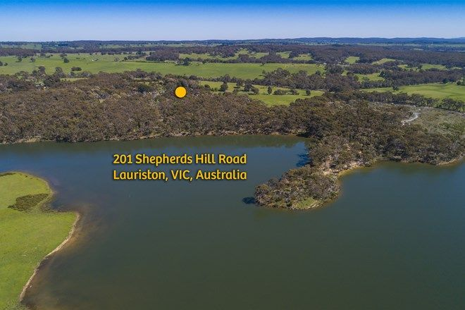 Picture of 201 Shepherds Hill Road, LAURISTON VIC 3444