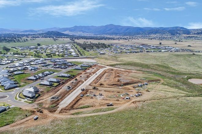 Picture of Lot 258 Traminer  Drive, TAMWORTH NSW 2340