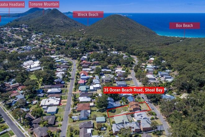 Picture of 35 Ocean Beach Road, SHOAL BAY NSW 2315
