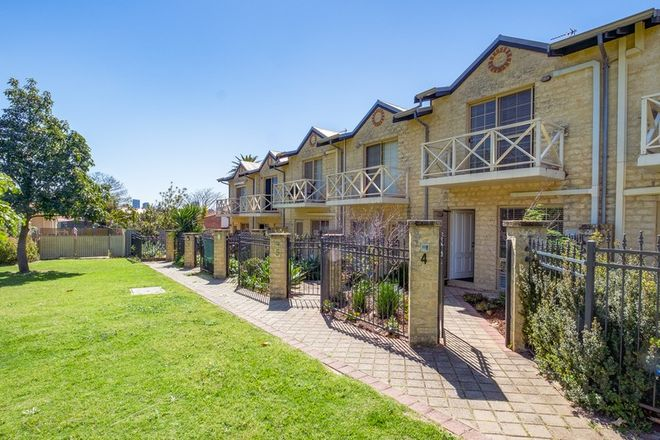 Picture of 4/115 Mackie Street, VICTORIA PARK WA 6100
