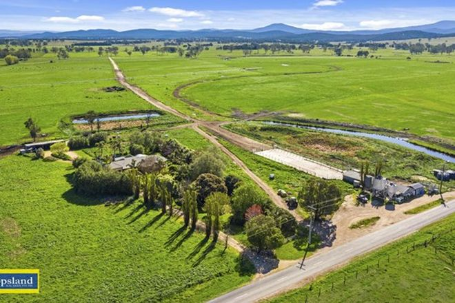 Picture of 199 Boisdale - Valencia Creek Road, BOISDALE VIC 3860
