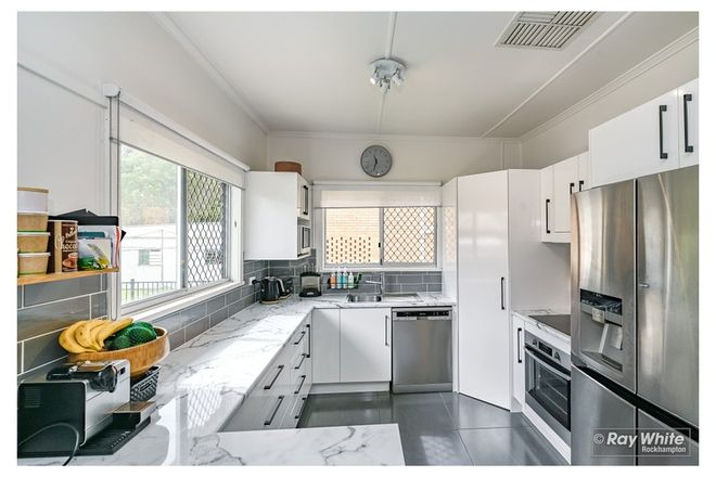 Picture of 64 Hamilton Avenue, WANDAL QLD 4700