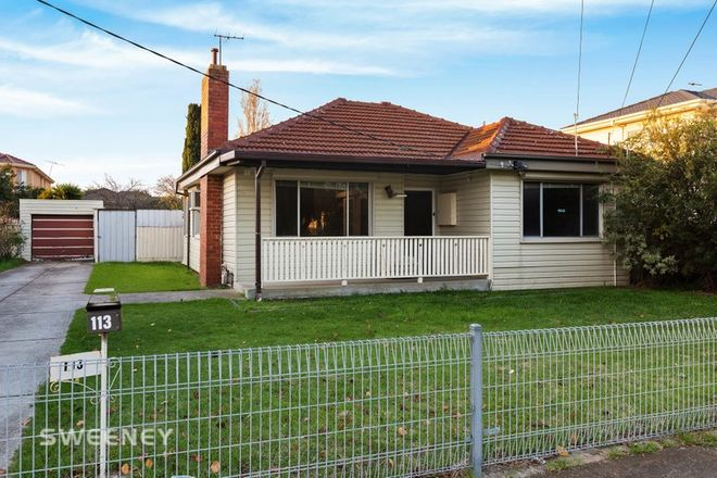 Picture of 113 Suffolk Road, SUNSHINE NORTH VIC 3020