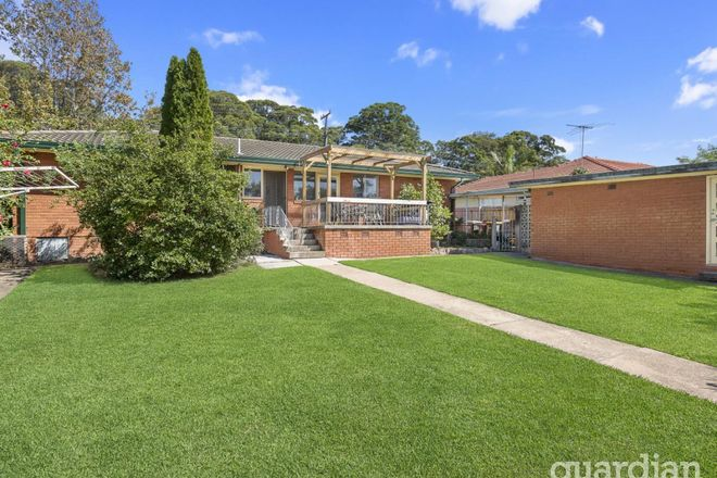Picture of 58 Jaffa Road, DURAL NSW 2158
