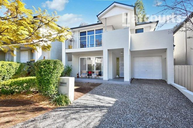 Picture of 10 Greenwich Walk, CAMPBELLTOWN NSW 2560
