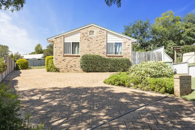 Picture of 1/3 Quinlan Court, DARLING HEIGHTS QLD 4350