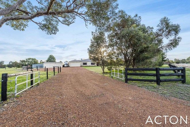 Picture of 38 Cobb & Co Road, WEST PINJARRA WA 6208