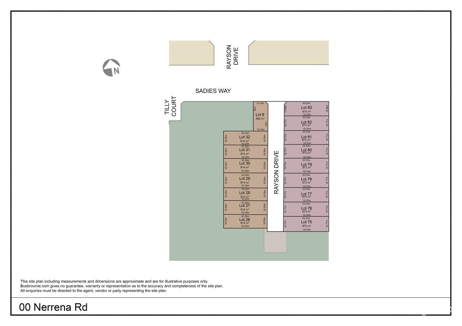 Lot 81 Rayson Drive, Leongatha VIC 3953, Image 1