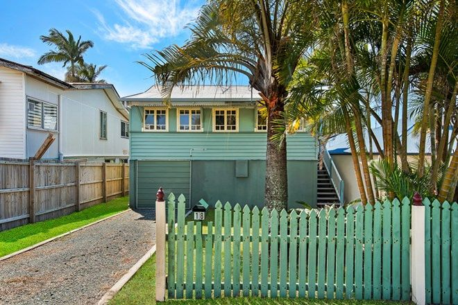 Picture of 18 Greenup Street, REDCLIFFE QLD 4020