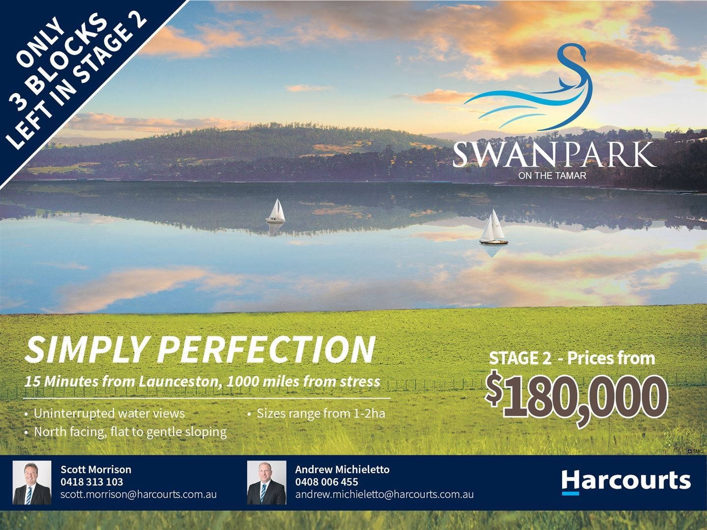 Lot 12 1024 Windermere Road, Swan Bay TAS 7252, Image 0