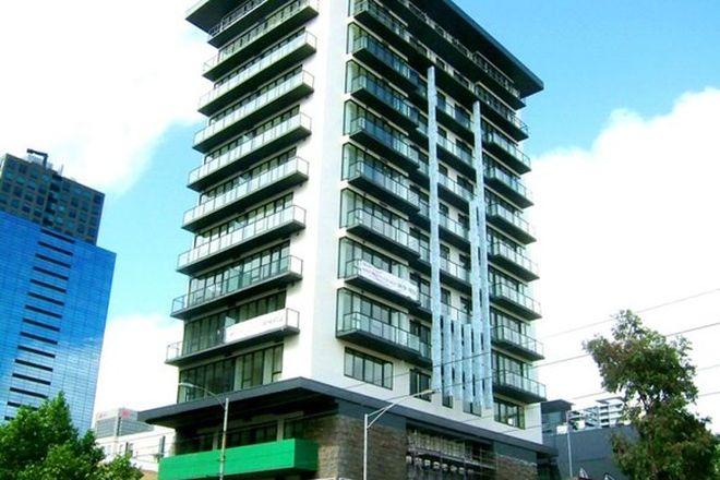 Picture of 405/455 ELIZABETH STREET, MELBOURNE VIC 3000