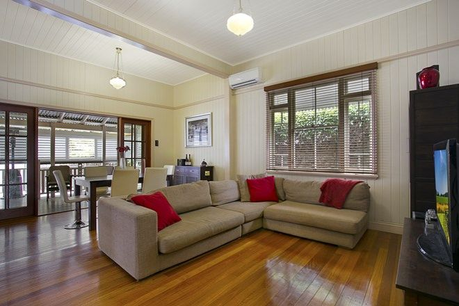 Picture of 17 Glassey Street, RED HILL QLD 4059