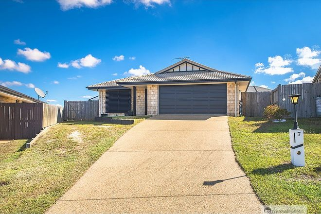 Picture of 7 McKinlay Court, GRACEMERE QLD 4702