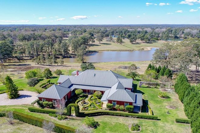 Picture of 331 Grono Farm Road, WILBERFORCE NSW 2756