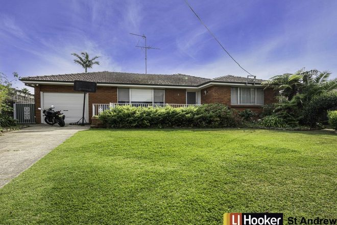 Picture of 1 Colo Place, CAMPBELLTOWN NSW 2560