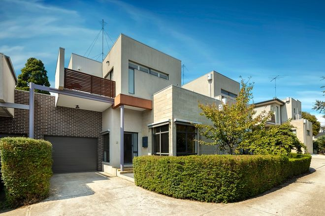 Picture of 3/70 Bolingbroke Street, PASCOE VALE VIC 3044