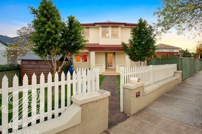 Picture of 29 Walsh Ave., CROYDON PARK NSW 2133