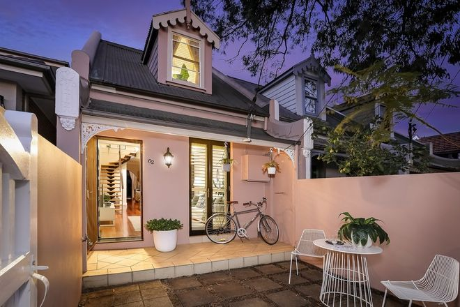 Picture of 62 Carshalton Street, CROYDON PARK NSW 2133