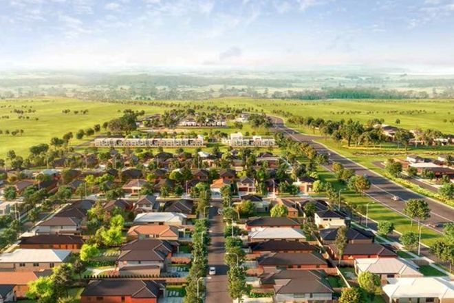Picture of Lot 339 Flannery Circuit, CHARLEMONT VIC 3217
